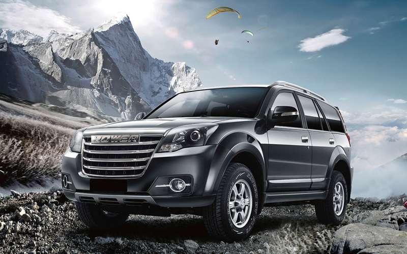 Обновленный УАЗ Патриот иего главные конкуренты: выбираем лучший вариант