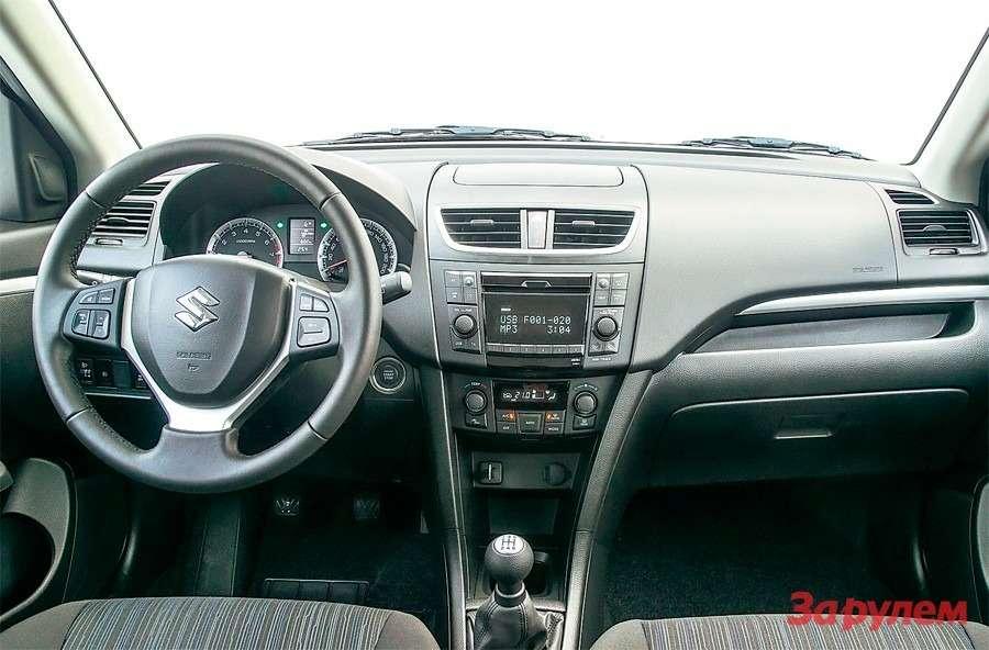Полноприводный Suzuki Swift: свифтопляска— фото 258928