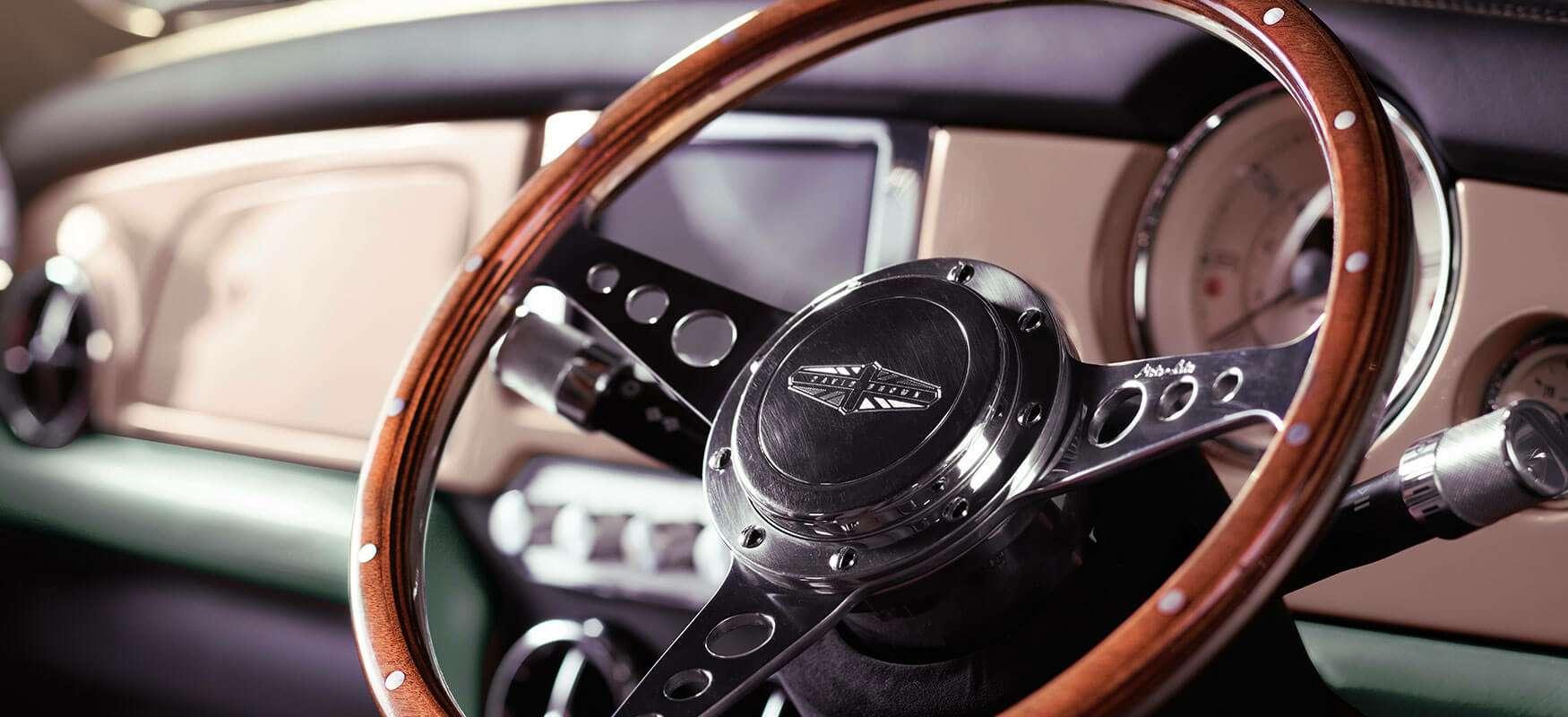 Инверсивный подход: дебютировал Mini Remastered поцене Porsche— фото 733512