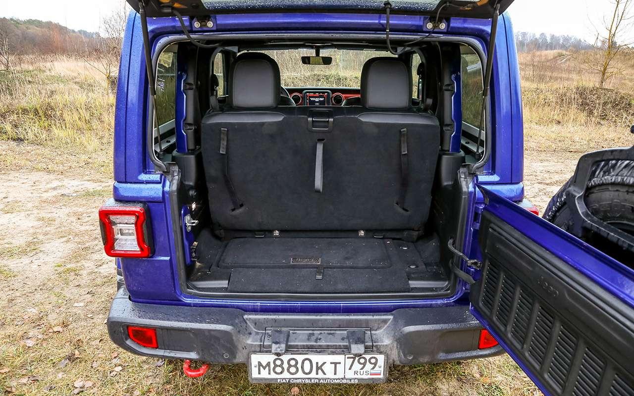 Тест-драйв легенд бездорожья: Lada 4x4, Suzuki Jimny, Jeep Wrangler— фото 1089414