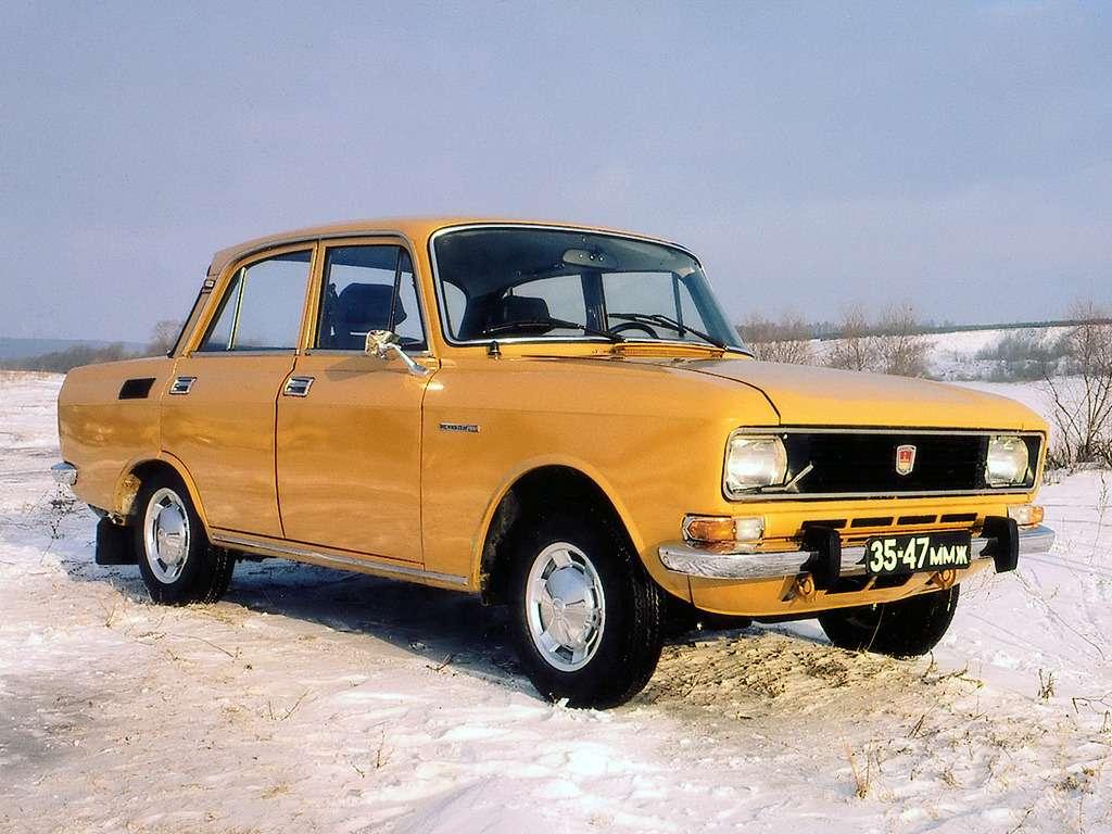 Какие советские автомобили можно было приобрести 40лет назад.— фото 993928