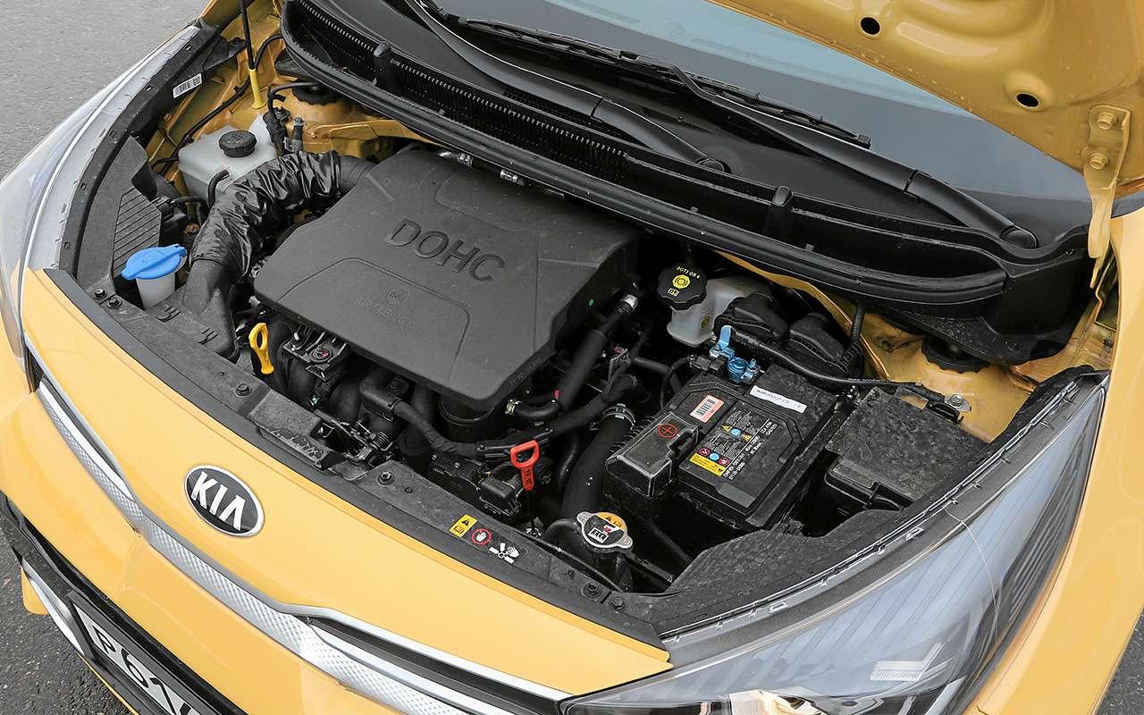 Новый Kia Picanto: кто его купит (затакую цену)— фото 1238996