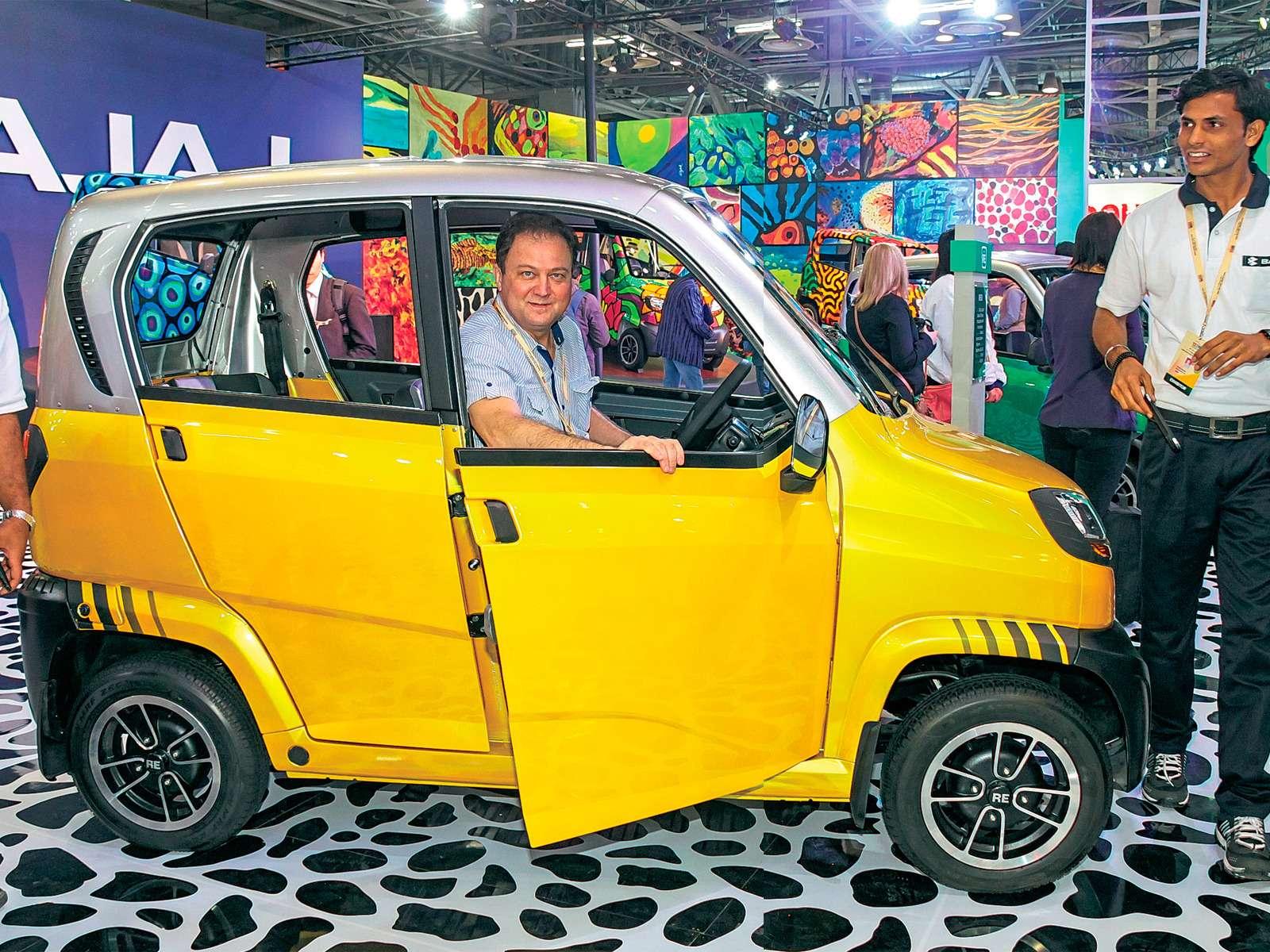 Автосалон вДели: индийское кино — фото 265144