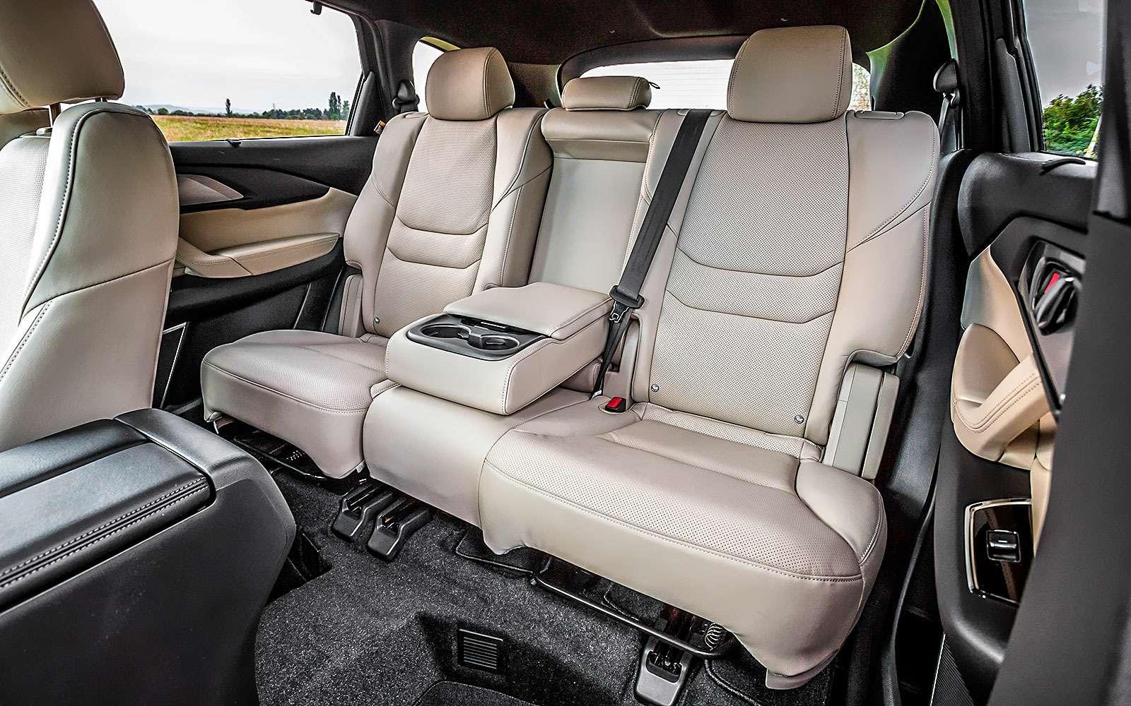 Mazda CX-9 второго поколения: первый тест— фото 805951