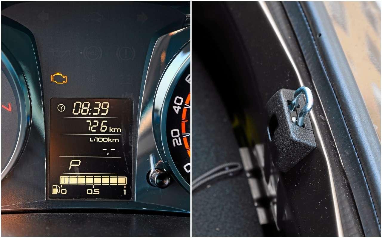 Большой тест обновленных бюджетников: Лада Гранта против Renault Logan— фото 914241