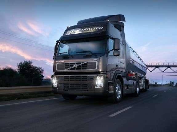 Volvo приостановит сборку грузовиков вРоссии