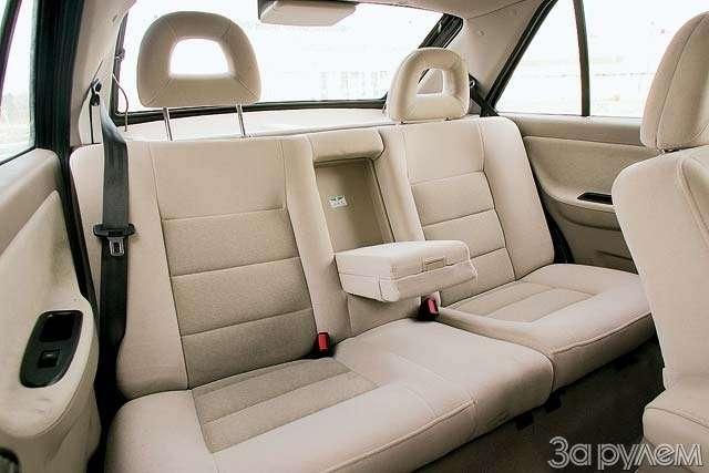 Тест-драйв Hyundai Accent, Chery Amulet. Восточные единоборцы— фото 65110
