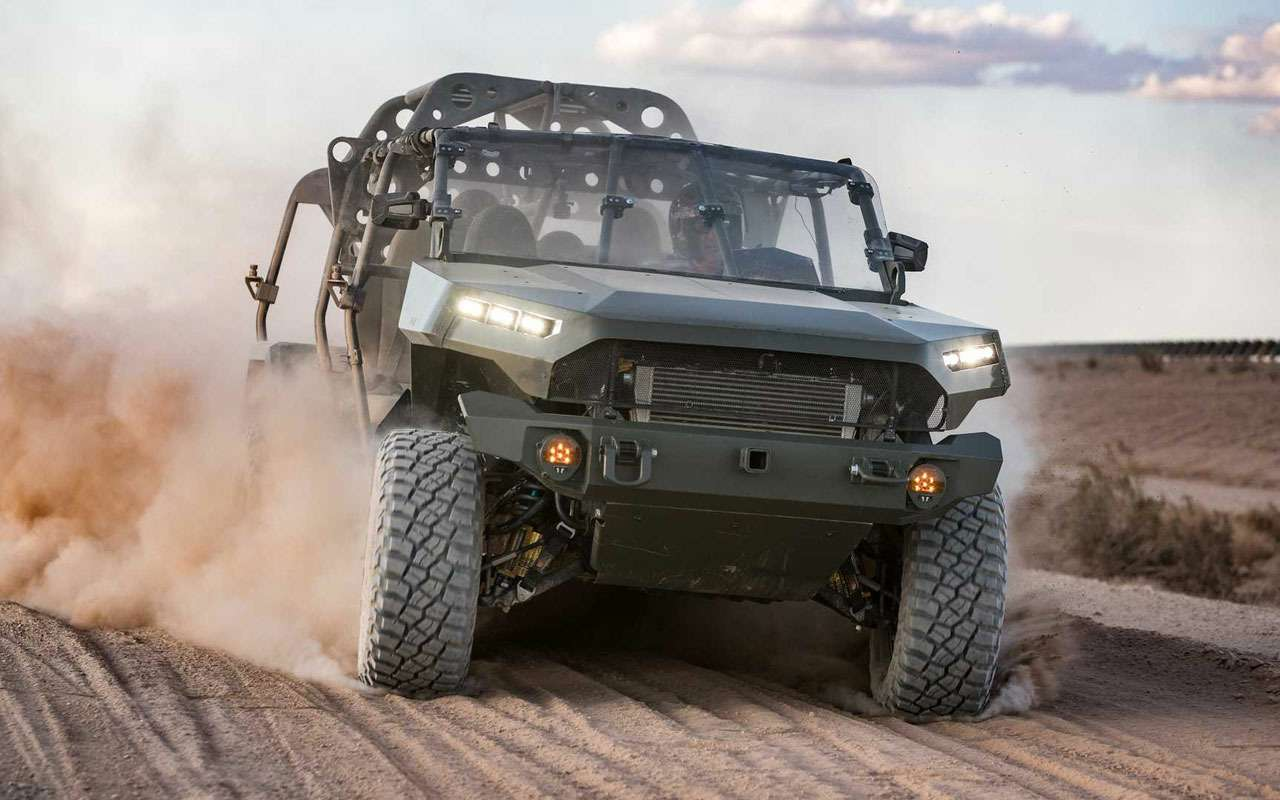 Новая машина дляпехоты НАТО: начались поставки— фото 1197420