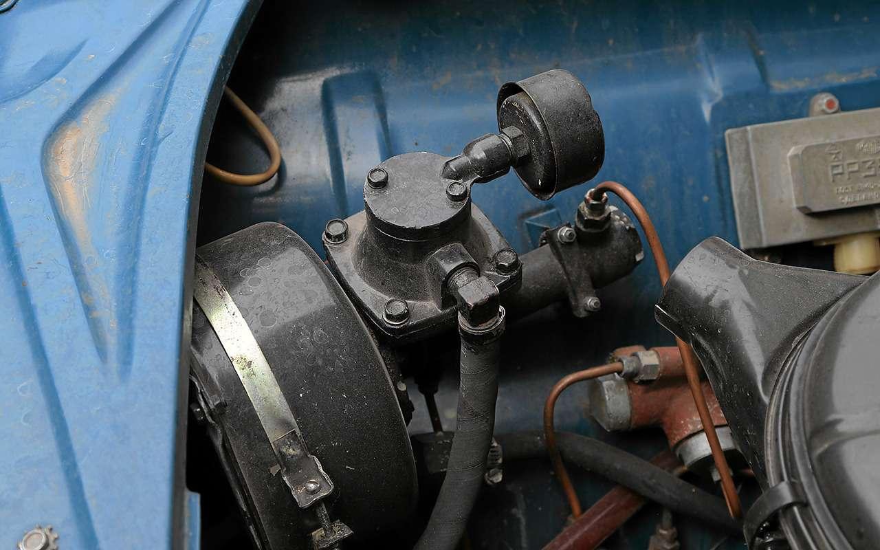 9 фактов оВолге ГАЗ-24, которых вынезнали— фото 1261355