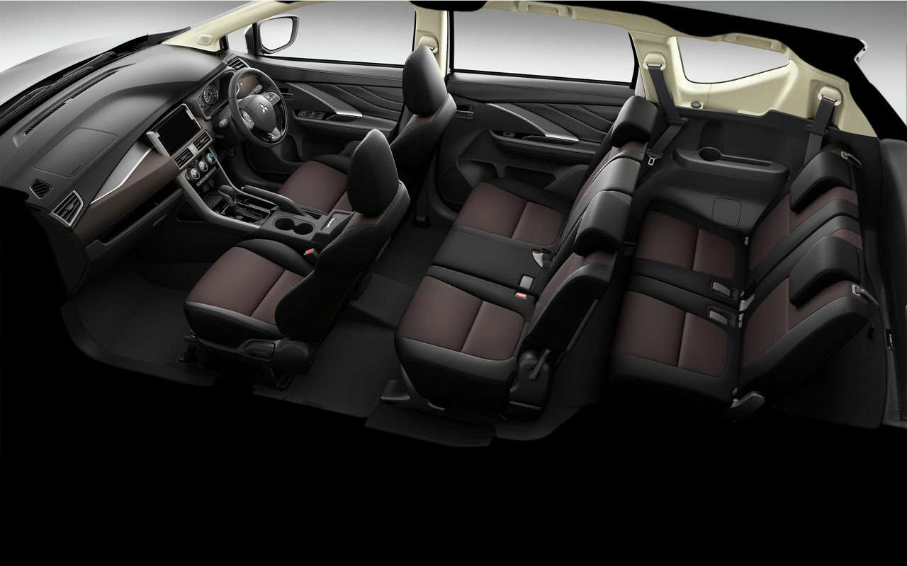 Mitsubishi представила новый кроссовер Xpander Cross— фото 1007984