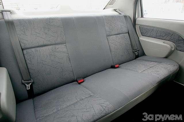 Тест Renault Logan, Lada Kalina, Lada 110, Daewoo Nexia, Chevrolet Lanos. Сделано вСССР— фото 64287