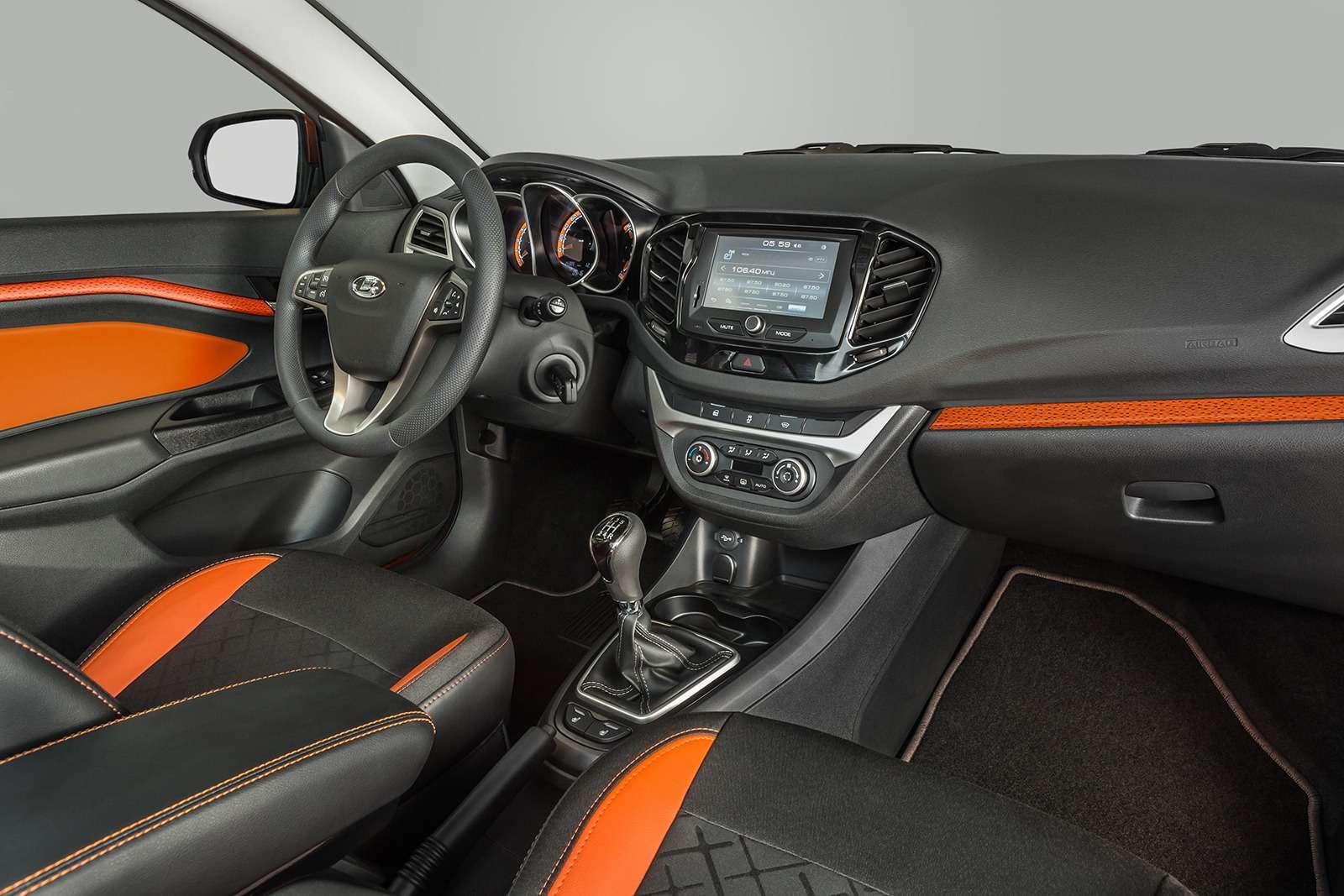 Универсалы Lada Vesta SWиSWCross: известны цены икомплектации— фото 796474