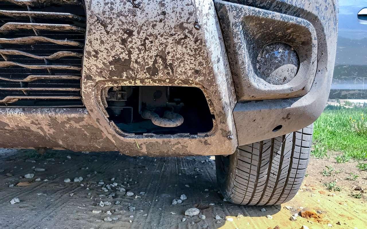Renault Duster свариатором: проверили его бездорожьем— фото 1259804