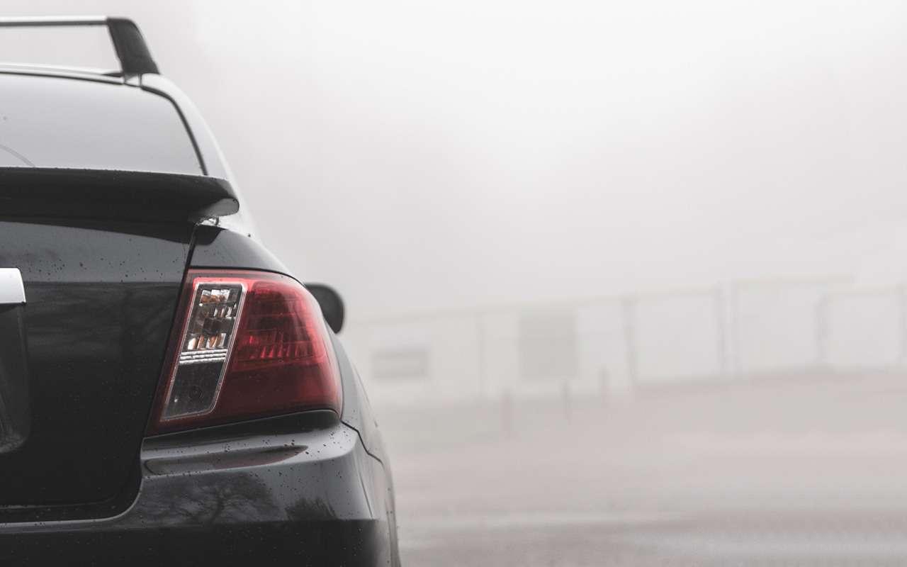 Машина дляэгоиста— зачто ялюблю Subaru Impreza— фото 950584