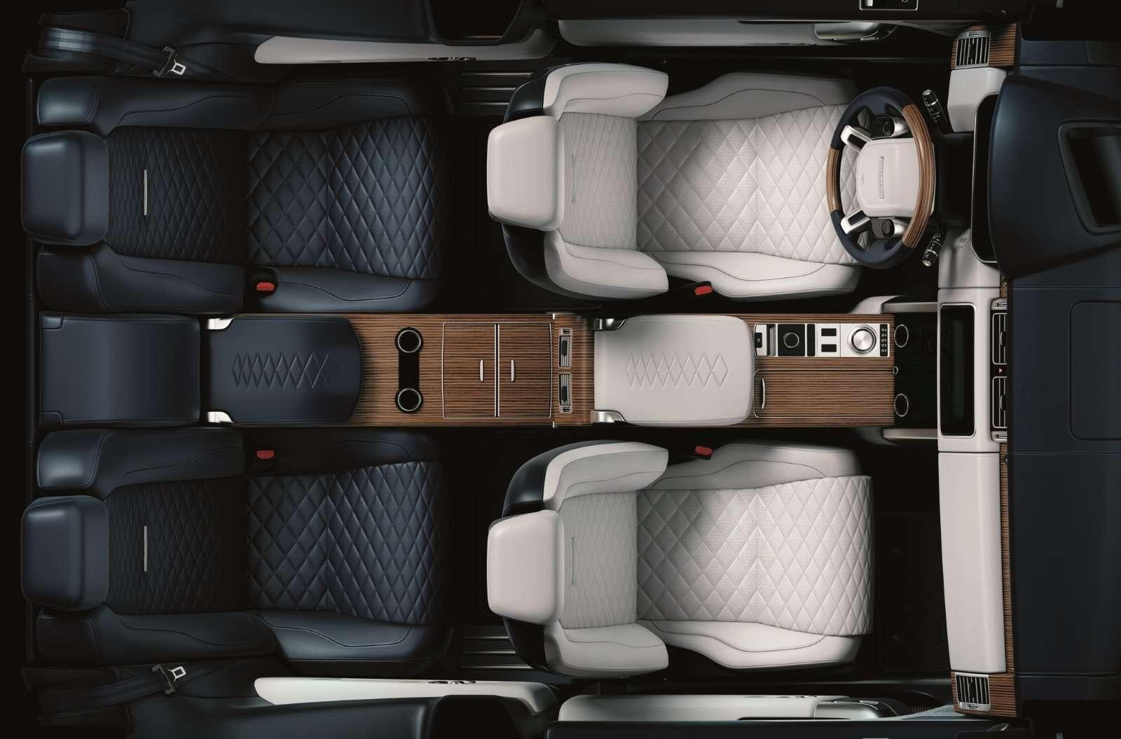 Самый крутой идорогой Range Rover получил трехдверный кузов— фото 838723