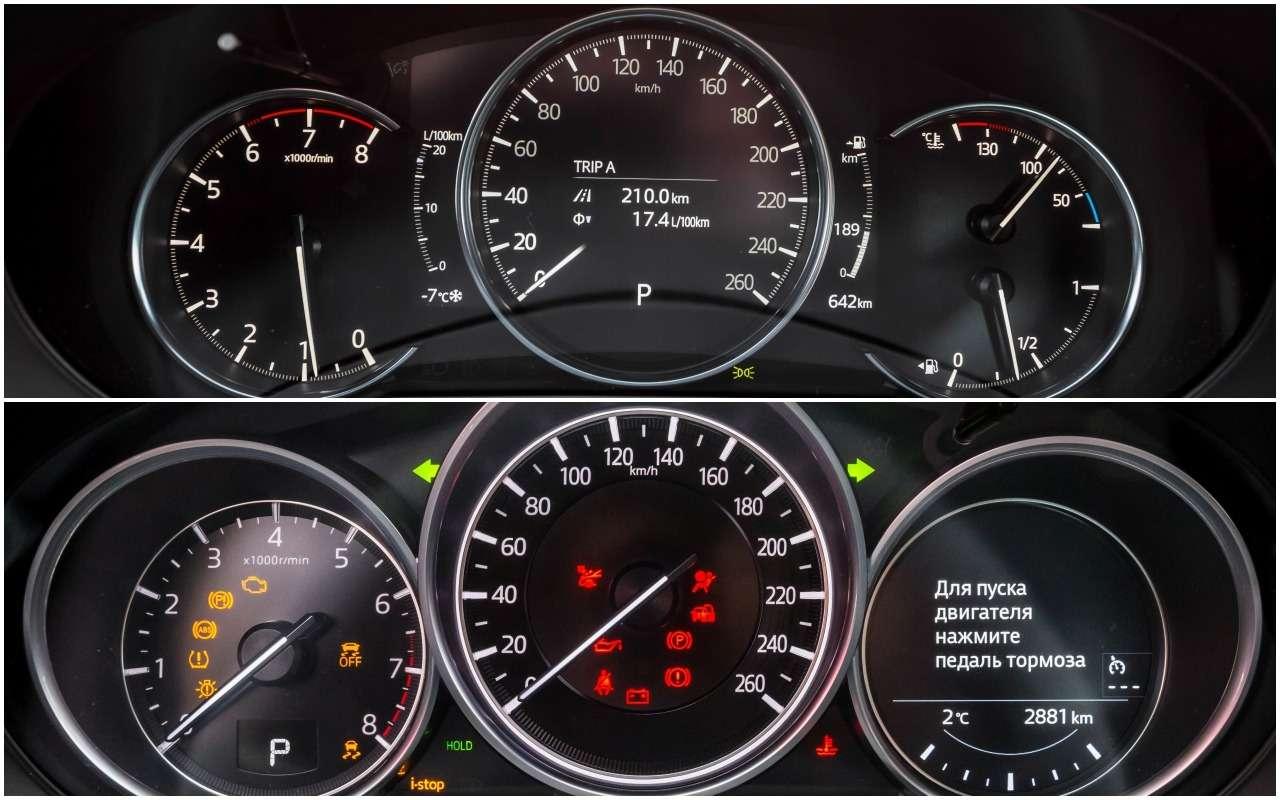 Новая Mazda 6: как она насамом деле едет— фото 950799
