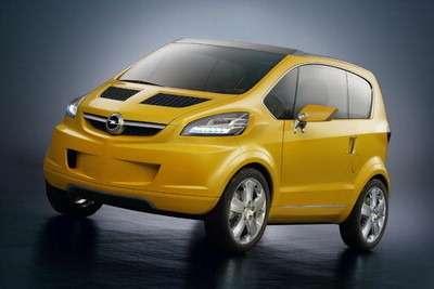 Opel представляет новый компакт— фото 98022