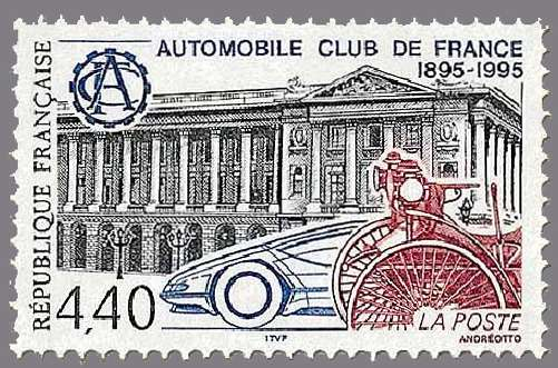 2 centenaire automobile club defrance