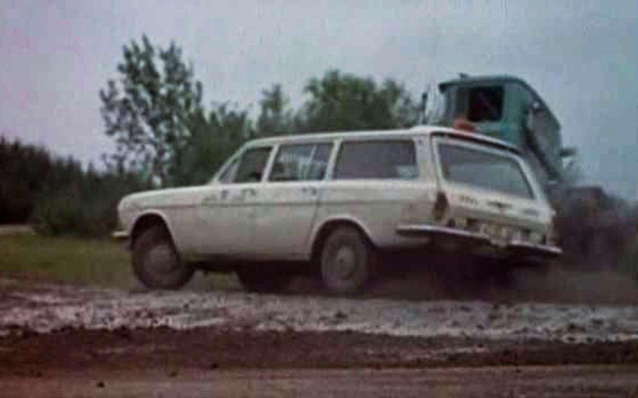 Самый желанный автомобиль вСССР: тест недоступной Волги— фото 992075