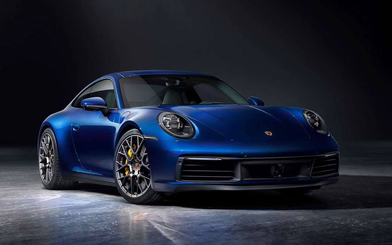 Новый Porsche 911: классический облик исовременная начинка— фото 926950