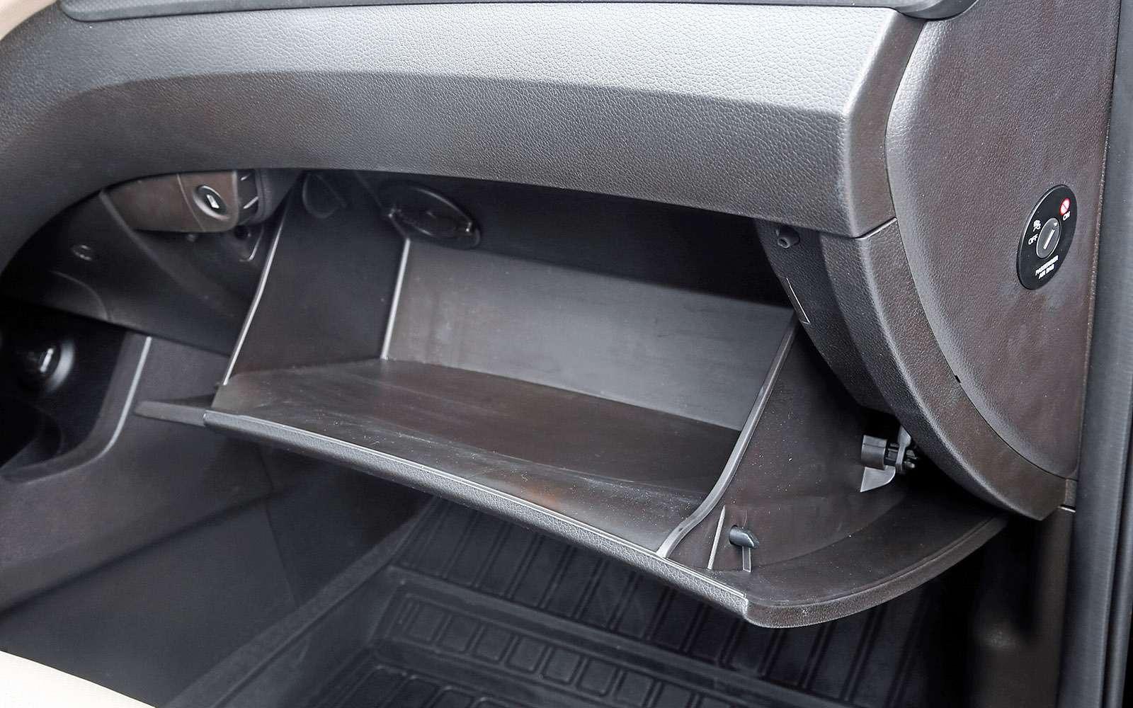 Новый Nissan Murano против конкурентов: длинные рубли— фото 691694