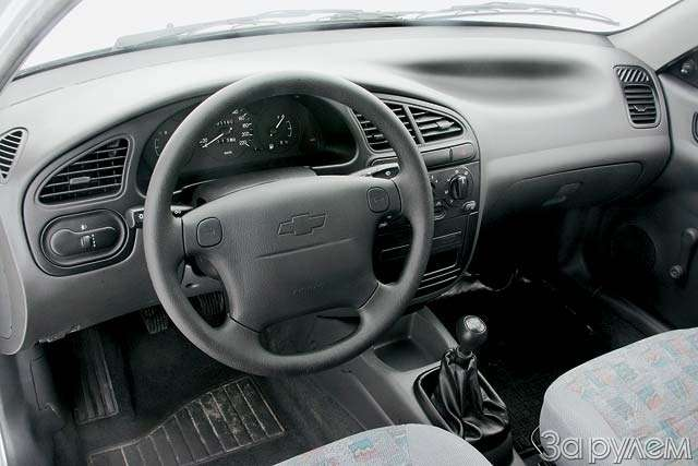 Тест Renault Logan, Lada Kalina, Lada 110, Daewoo Nexia, Chevrolet Lanos. Сделано вСССР— фото 64299