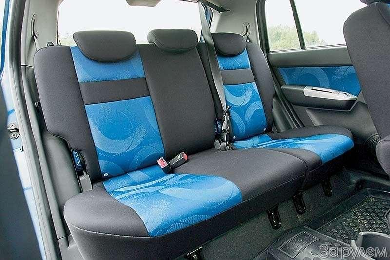 Тест Lada Kalina, Hyundai Getz, Ford Fiesta. Вкомпании спровинциалом.— фото 68885