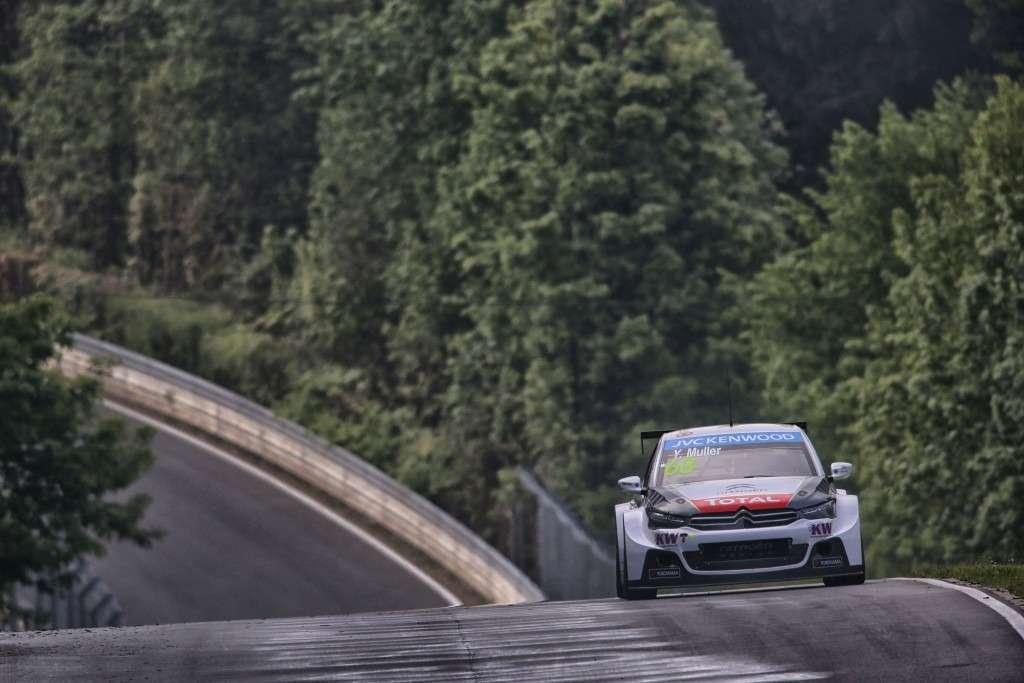 Нордшляйфе непринимал гонки уровня чемпионата мира с1983 года. Тогда 20,81км «Северной петли», врамках этапа Мирового чемпионата гонок навыносливость, Штефан Беллоф преодолел за6минут и11,13 секунд. Насвоем Porsche 956C онтакже показал лучший круг вгонке: 6:25.91 минуты.