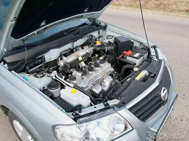 Тест-драйв Nissan Almera Classic. ЗАГАДКА ПРОИСХОЖДЕНИЯ— фото 65089