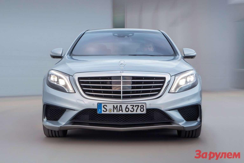 Mercedes Benz S63AMG 2014 1600x1200 wallpaper 1a