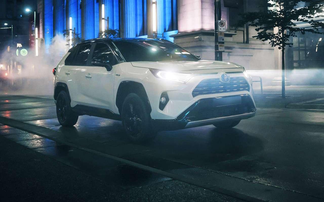 9«секретных» фишек Toyota RAV4— фото 1206319