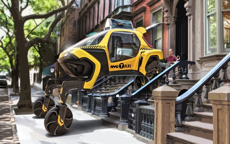 Дополненная реальность, фары-проекторы исалоны-трансформеры: чего ждать отавтомобиля будущего