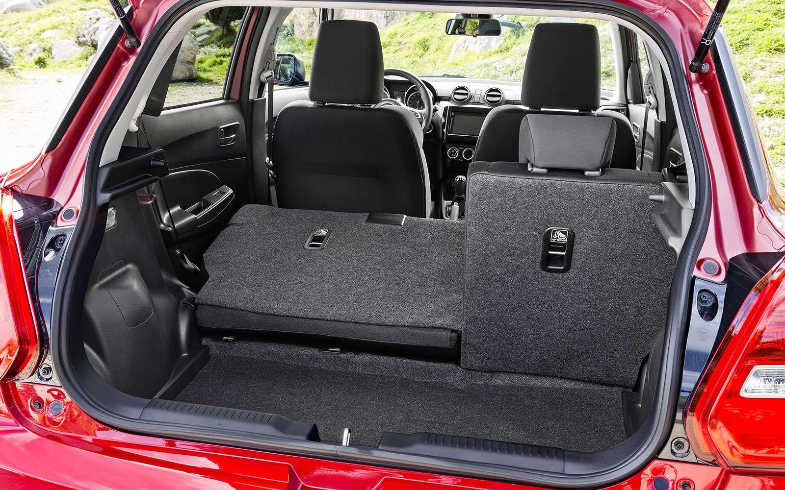 Новый Suzuki Swift: когда вРоссию?— фото 750306