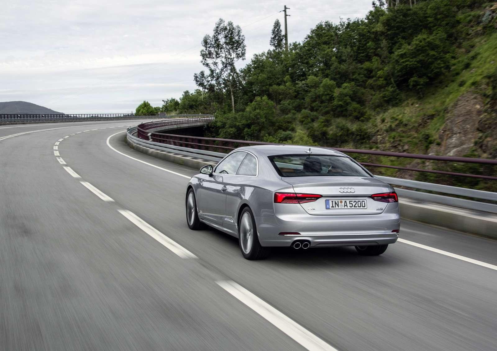 Объявлены цены накупе Audi A5— фото 636642