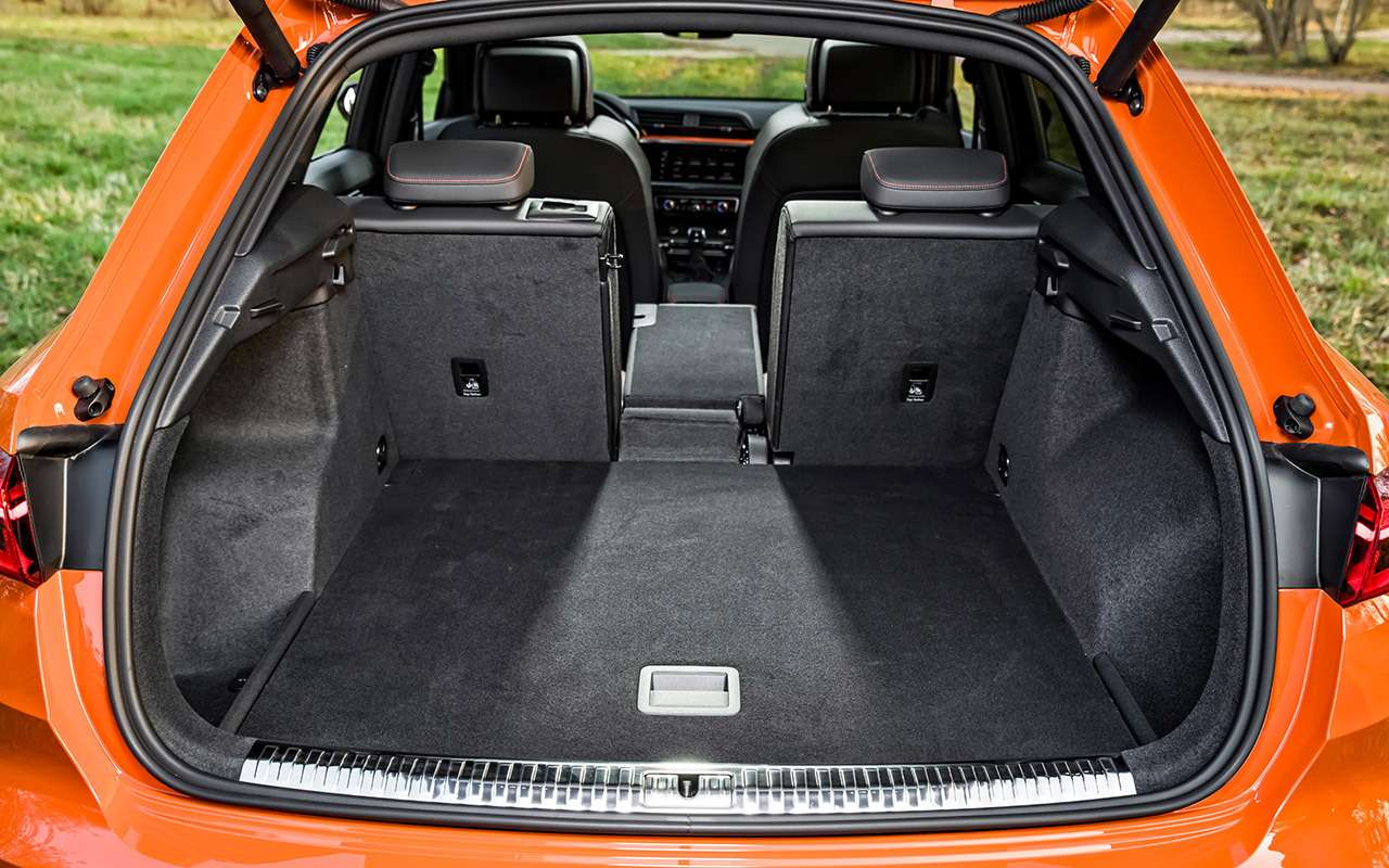 Новый Audi Q3для России— первый тест— фото 1030648