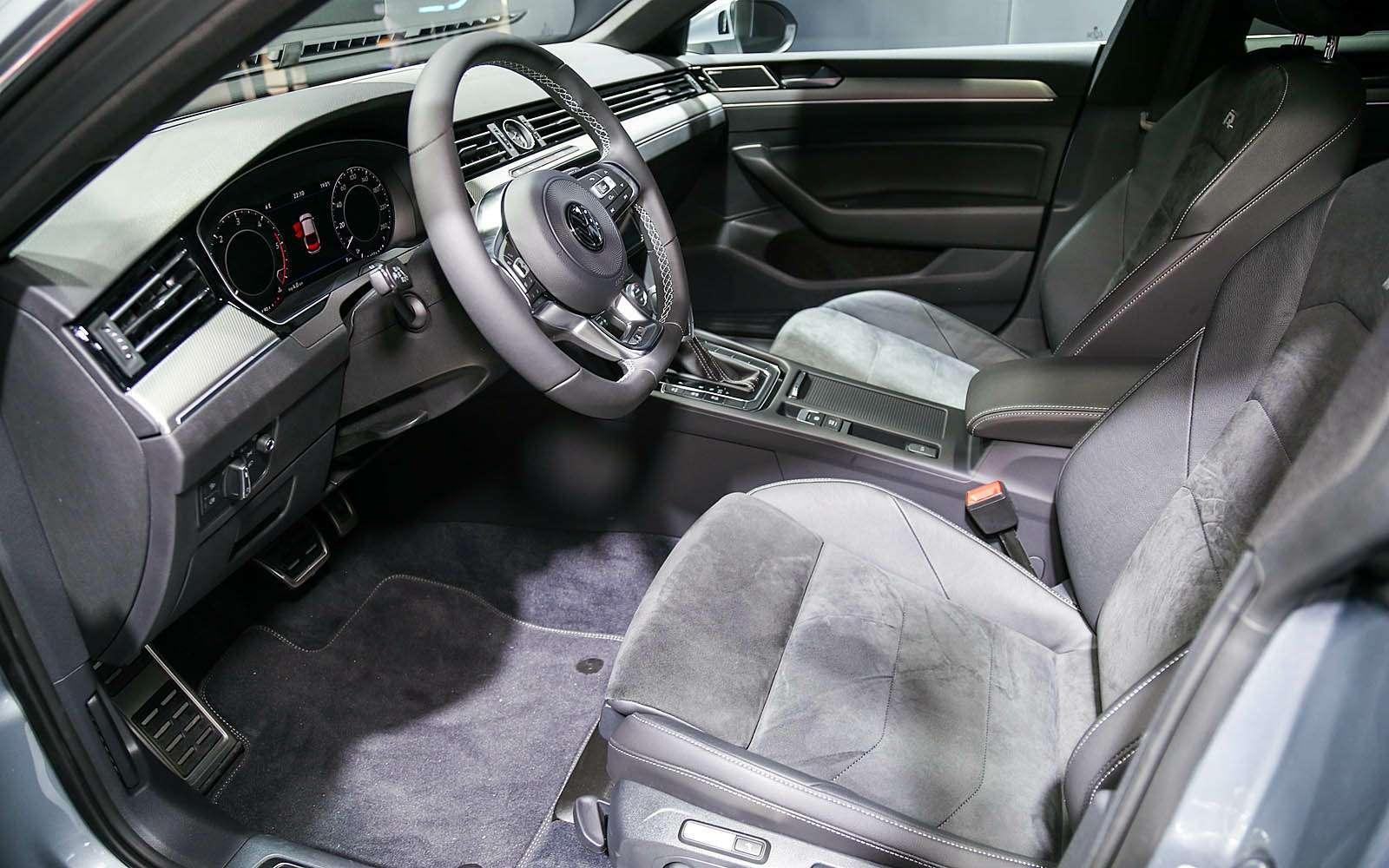 Volkswagen Arteon: это вам неЦе-Це!— фото 717541