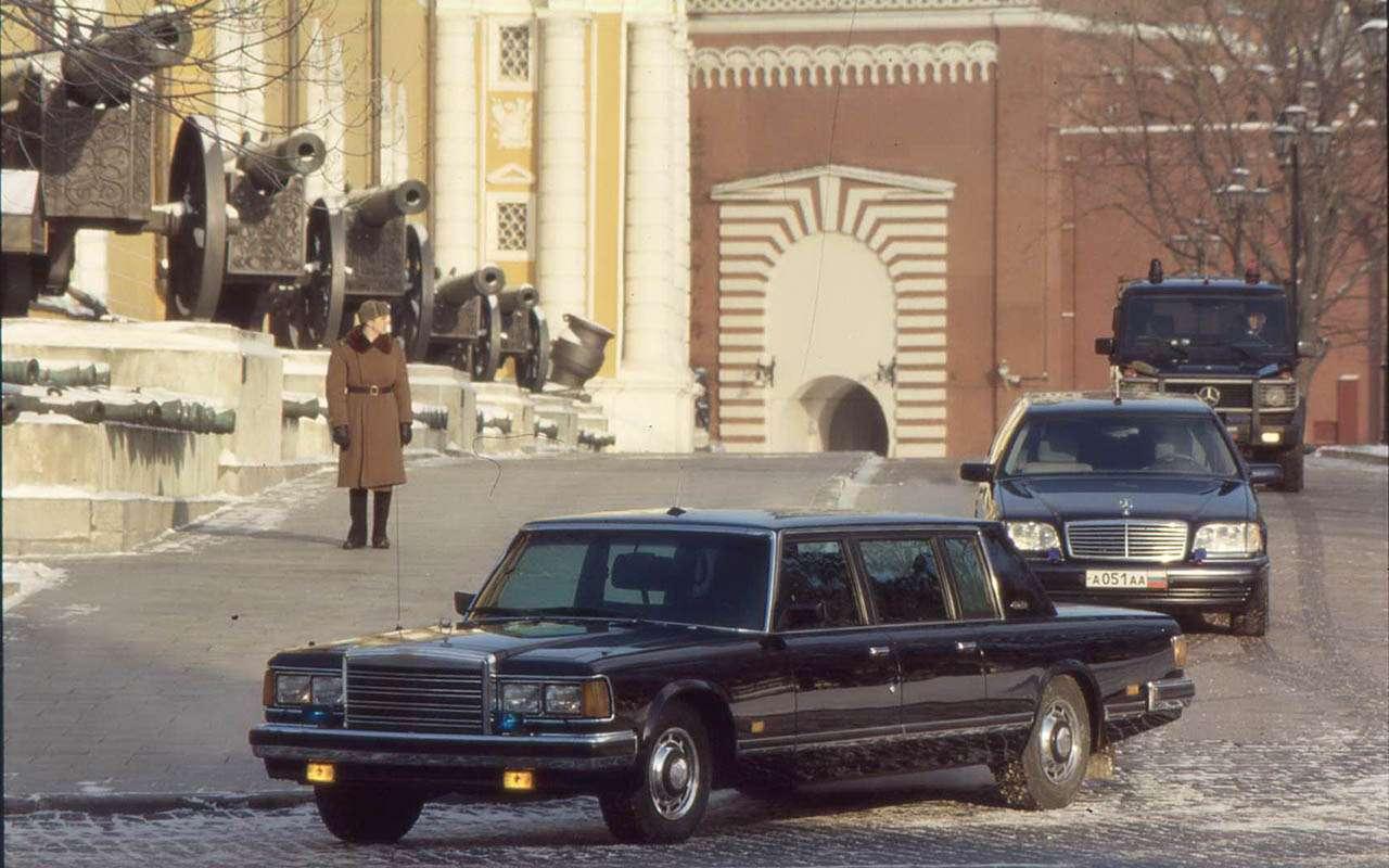 Начем ездили советские генсеки: отИльича доСергеича— фото 1035367