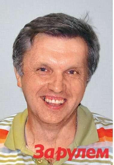 Михаил Чернявский Генеральный директор «Темп Авто»