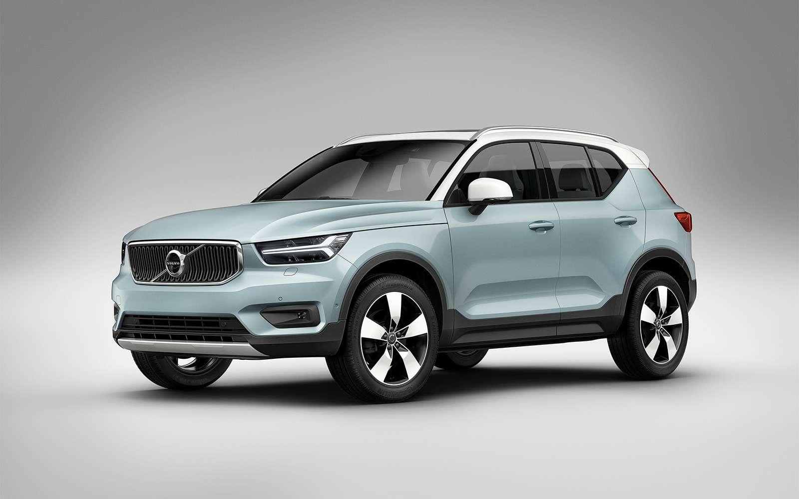 Volvo объявила российские цены наXC40. Разбираемся, почему ондороже конкурентов— фото 845163