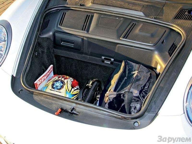 Дневник Porsche Carrera 4: Светский угодник— фото 91337