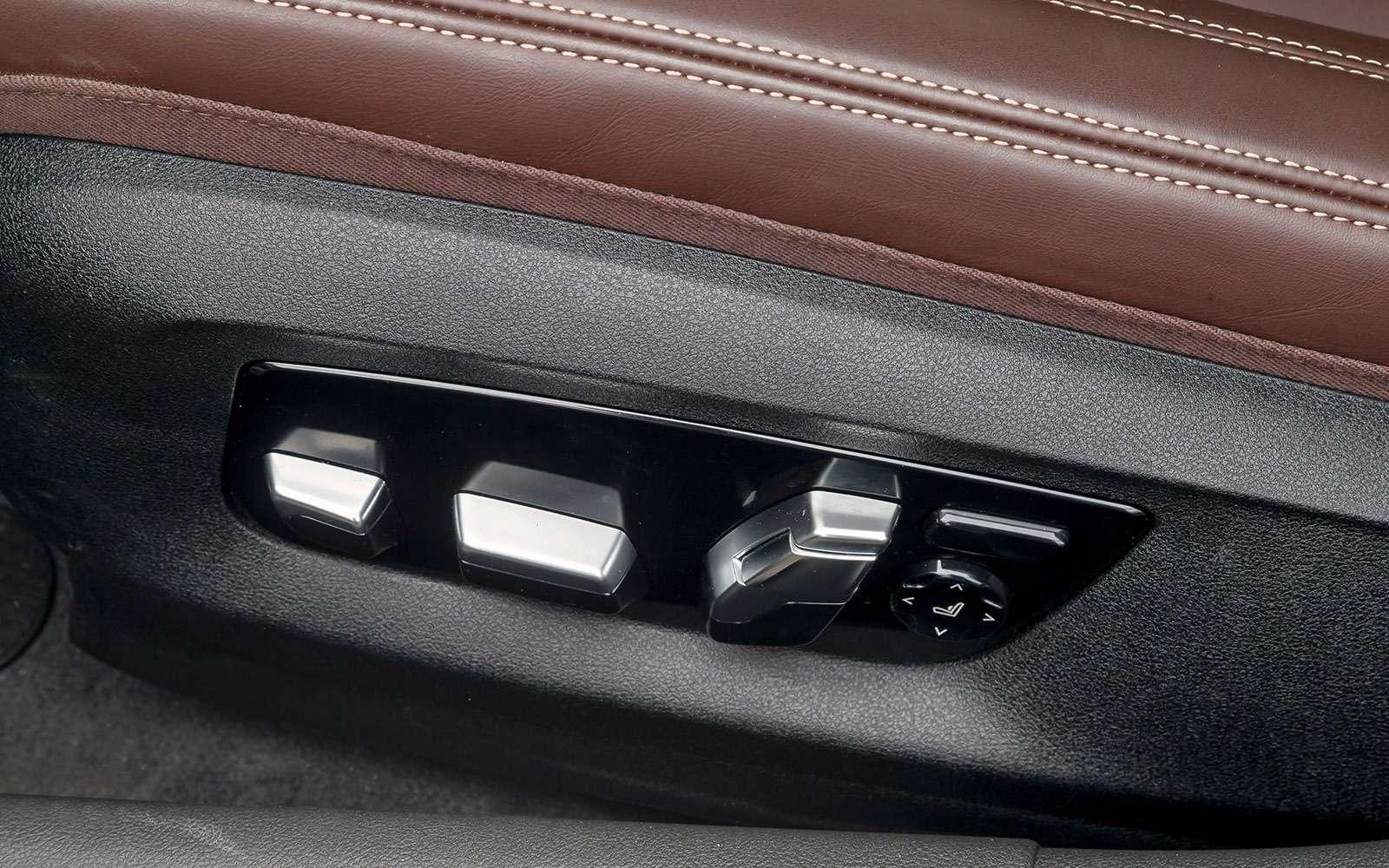 BMW5-й серии против конкурентов: кто напять?— фото 743820