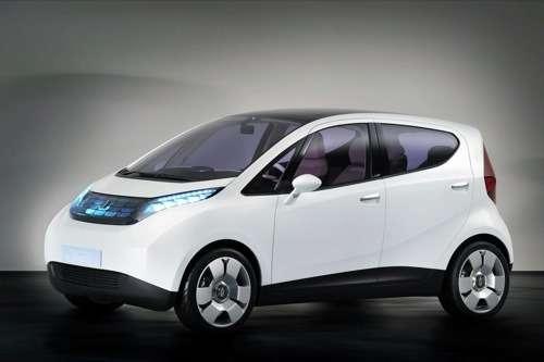 Электрический Bluecar отPininfarina пойдет всерию