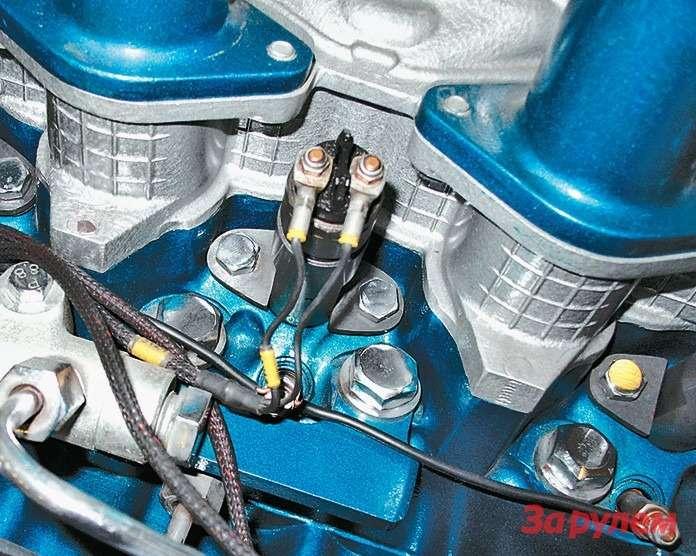 Особое внимание уделяйте электрическим контактам форсунок