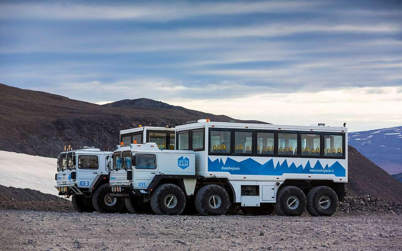 Какжеэто красиво: лучшие пейзажи Исландии изокна Subaru— фото 1085423