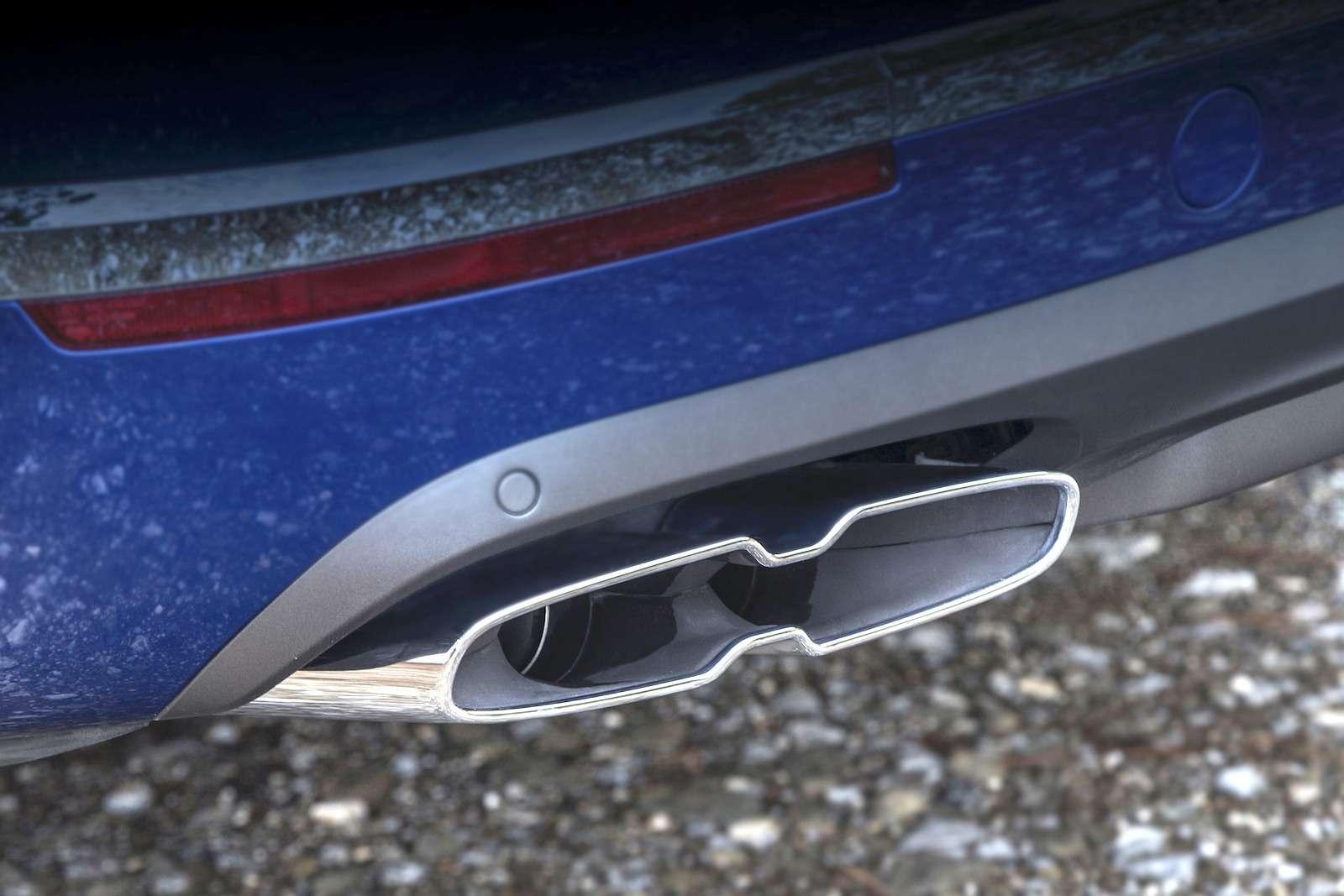 Bentley Bentayga Diesel: 4,8до сотни— самая медленная версия!— фото 884150