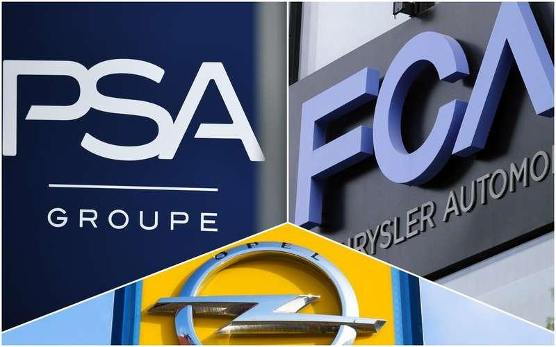 Peugeot-Citroen сливается сFiat Chrysler— вОпеле нервничают