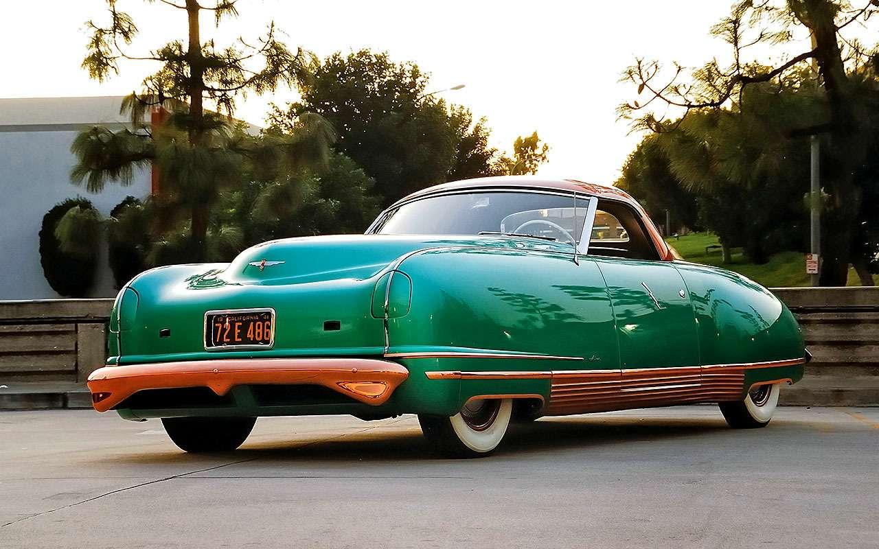 Chrysler Thunderbolt (1940)