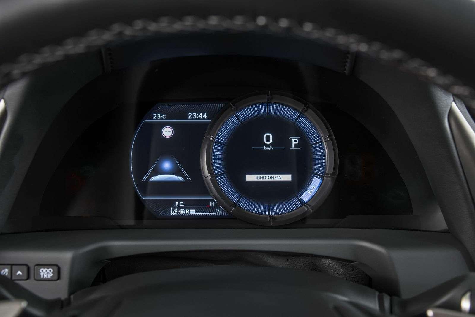 Новый Lexus ES: без полного привода итурбомоторов— фото 865666