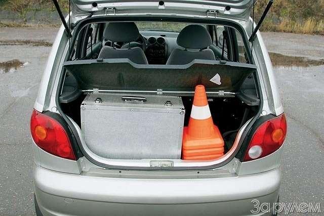 Тест Chery QQ, Daewoo Matiz, Chevrolet Spark. Тройняшки— фото 61106