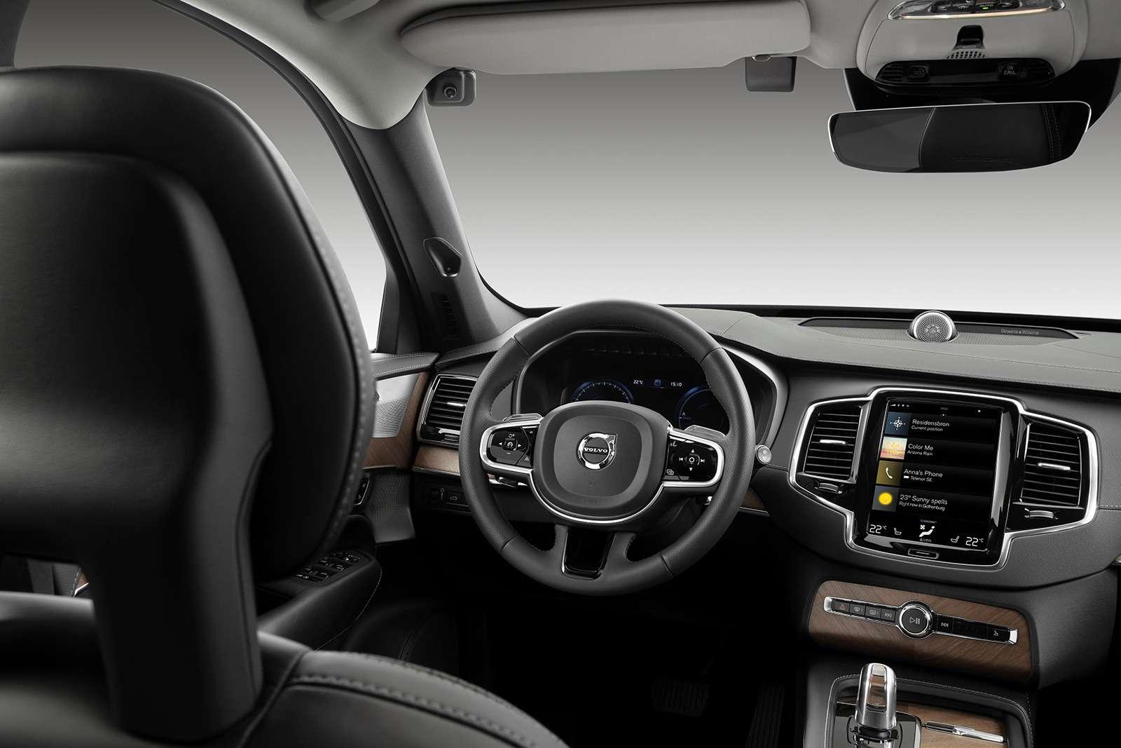 Volvo не даст пьяным водителям управлять автомобилем— фото 958919